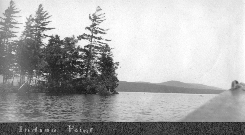 1905 photo of Birch Point