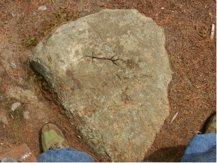rock wide shot