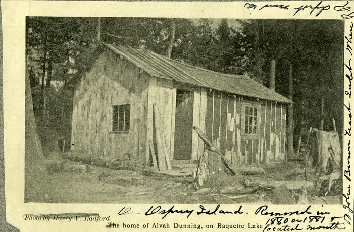 alvah osprey camp