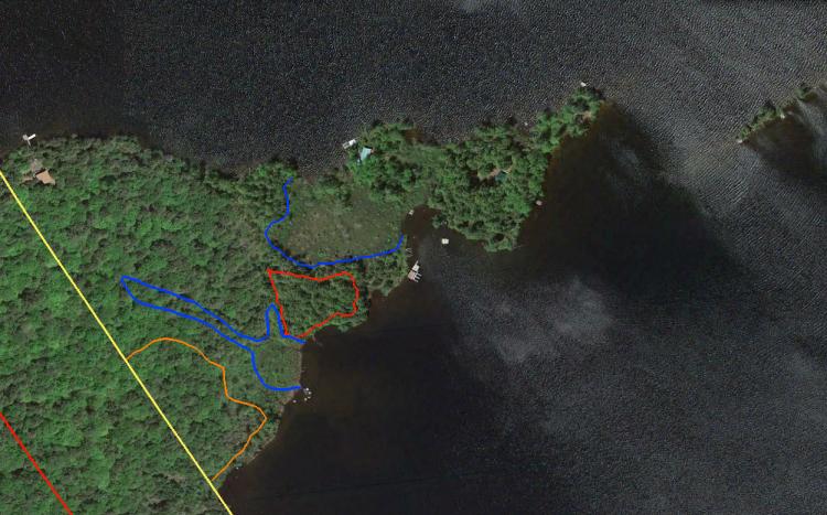 gps and wetlands